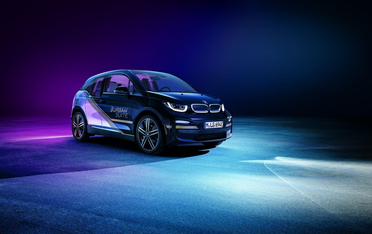 BMW - i3 Urban Suite Concept
