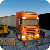 Truck Parking Adventure 3D: Impossible Driving