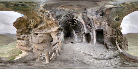 Photo: Karaftu Cave, Kordestan غار کرفتو،کردستان