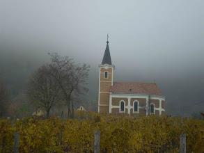 Photo: A Lengyel-kápolna a Szent György-hegy alatt.Idén is szép környezetben.