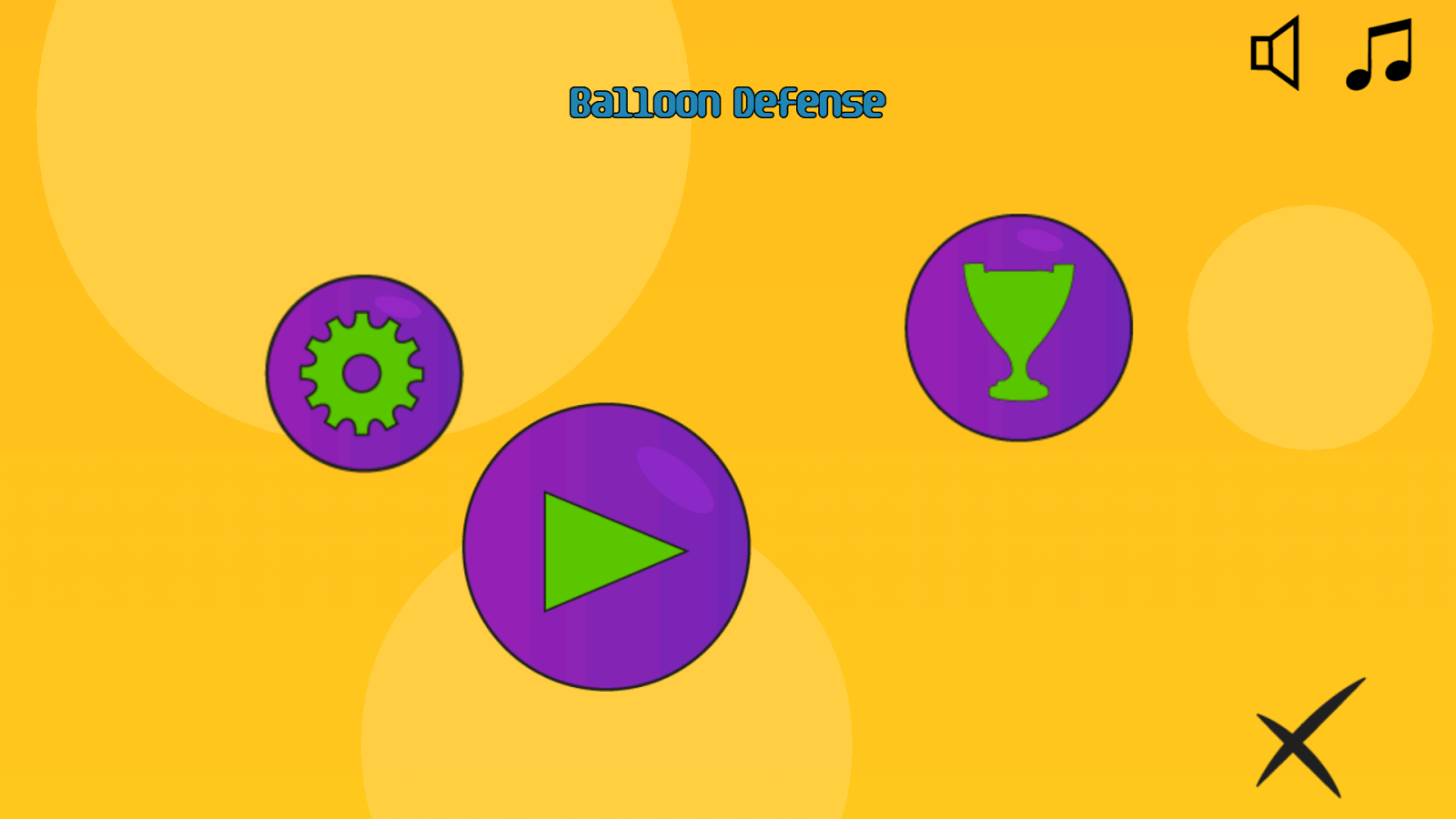 Balloon defense game free android apps on google play for Free balloon games