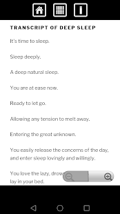Deep Sleep Sounds Affirmations Soundboard - náhled