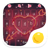 Cupid's Arrow-Lemon Keyboard