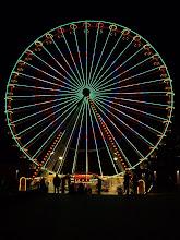 Photo: Weihnachtsmarkt - Christmas Market Essen - Ferris Wheel - Riesenrad