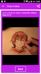 Draw Anime screenshot 1