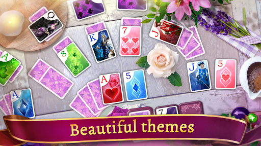 Solitaire Dreams - Match Pairs of Cards Game 3.6.0 screenshots 3