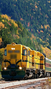Trains And Railroads Jigsaw Puzzles