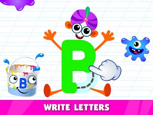 Bini Super ABC! Preschool Learning Games for Kids!  screenshots 11