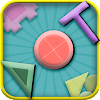 Dot Game : Judge the dot in Shapes Icon