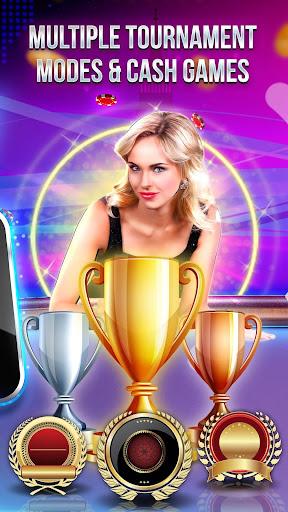 Texas Holdem Online Poker by Poker Square  screenshots 2