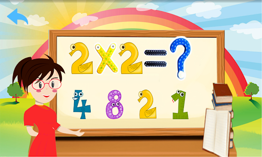 Learn Math For Kids- screenshot thumbnail