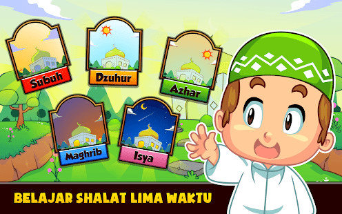Belajar Shalat + Audio - Marbel Screenshot