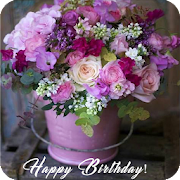 App Birthday Flowers Cards, Social App apk for kindle fire