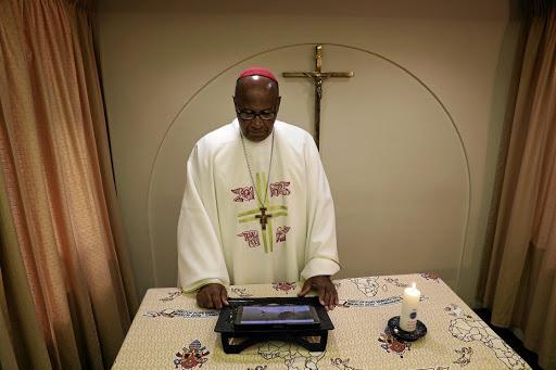 Cardinal appeals 'for some kind of assistance' for struggling pastors - TimesLIVE