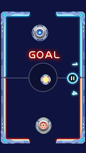 Finger Glow Hockey 1.4.0 screenshots 18