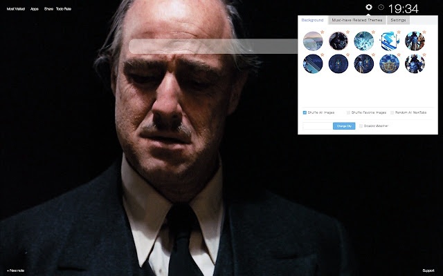 The Godfather - HD Theme Wallpapers