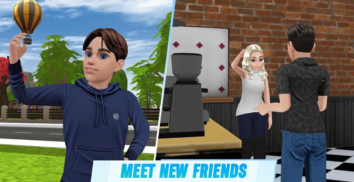 Virtual Sim Story: Dream Life