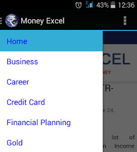 Money Excel- screenshot thumbnail