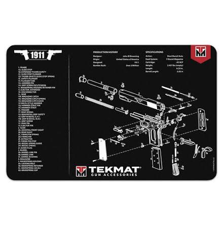 TekMat 1911 Gun Cleaning Mat
