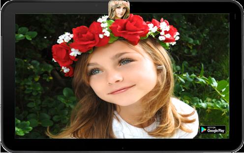 Crown Flower - PhotoEditor - náhled