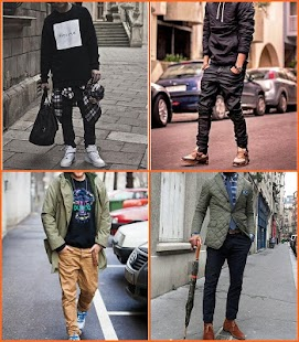Street Fashion Men Swag Style- screenshot thumbnail