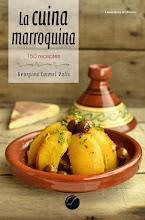 Ja està aquí el meu llibre, La cuina marroquina