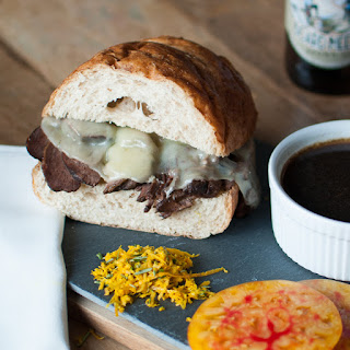 French Beer Dip