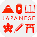 Learn Japanese - Vocab (Basic) icon