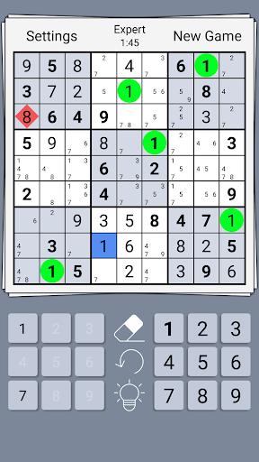 Premium Sudoku Cards  Frei Ressourcen 2
