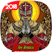 Wallpapers HD Of Rey Mysterio 2018