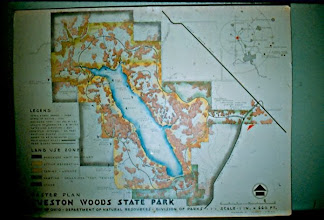 Photo: Master Plan March 8th, 1959