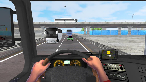 Coach Bus Simulator 2017 1.4 screenshots 4