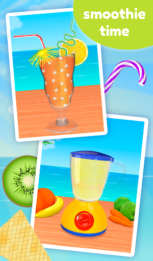 Smoothie Maker - Cooking Games apkpoly screenshots 18