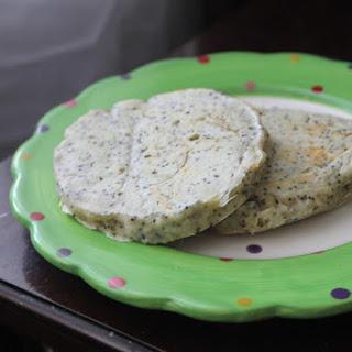 Lemon Poppyseed Vegan Pancakes