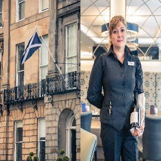 Mercure Edinburgh Quay Hotel