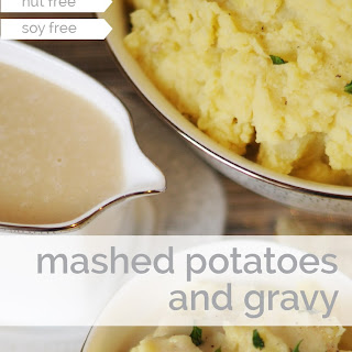 Mashed Potatoes and Gravy
