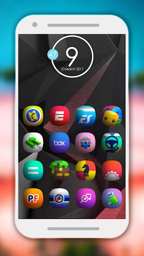 ایپس Erom - Icon Pack Android کے لئے screenshot