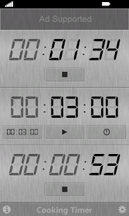 Cooking Timer- screenshot thumbnail