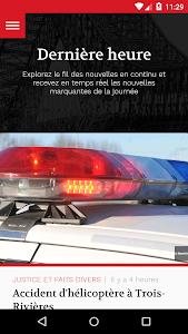 Le Nouvelliste screenshot 4