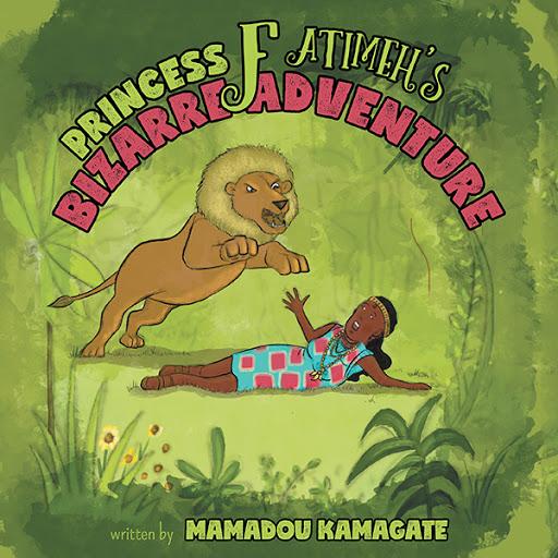 Princess Fatimeh's Bizarre Adventure cover