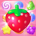 New Tasty Fruits Bomb: Puzzle World icon