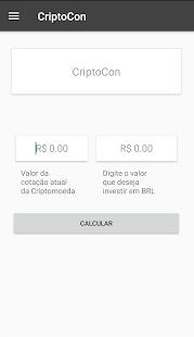 CriptoCon - náhled