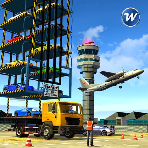 City Airport Multi Car Parking (game)