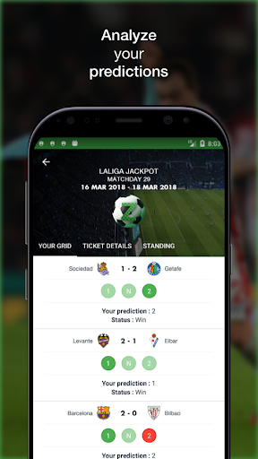 ZaniBet : Football Prognosis 1.5.5.4 screenshots 8