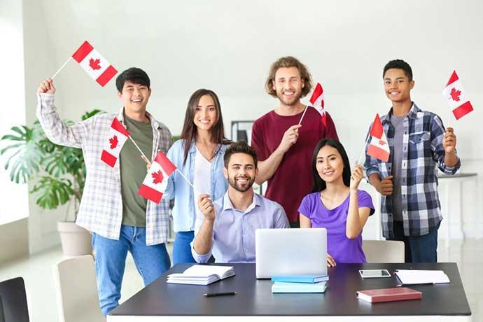 Thêm nhiều chính sách hỗ trợ du học sinh tại Canada - Du Hoc The Gioi Moi