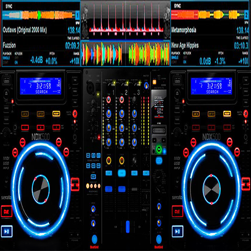Virtual Music mixer DJ - Apps on Google Play