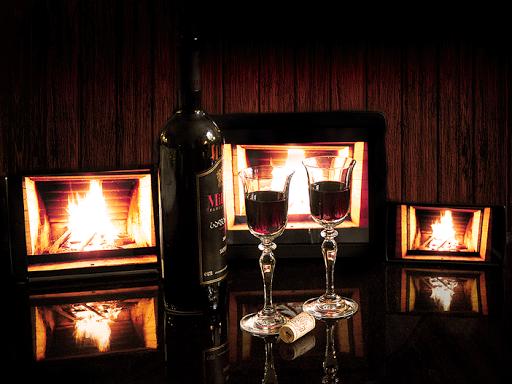 Fireplace Full HD