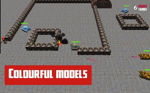 Real Tanks 3D Shooter 70 2
