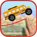 Draw the Road - Hill Climbing icon