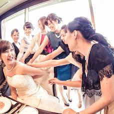 Wedding photographer Matsuoka Jun (jun). Photo of 10.06.2017